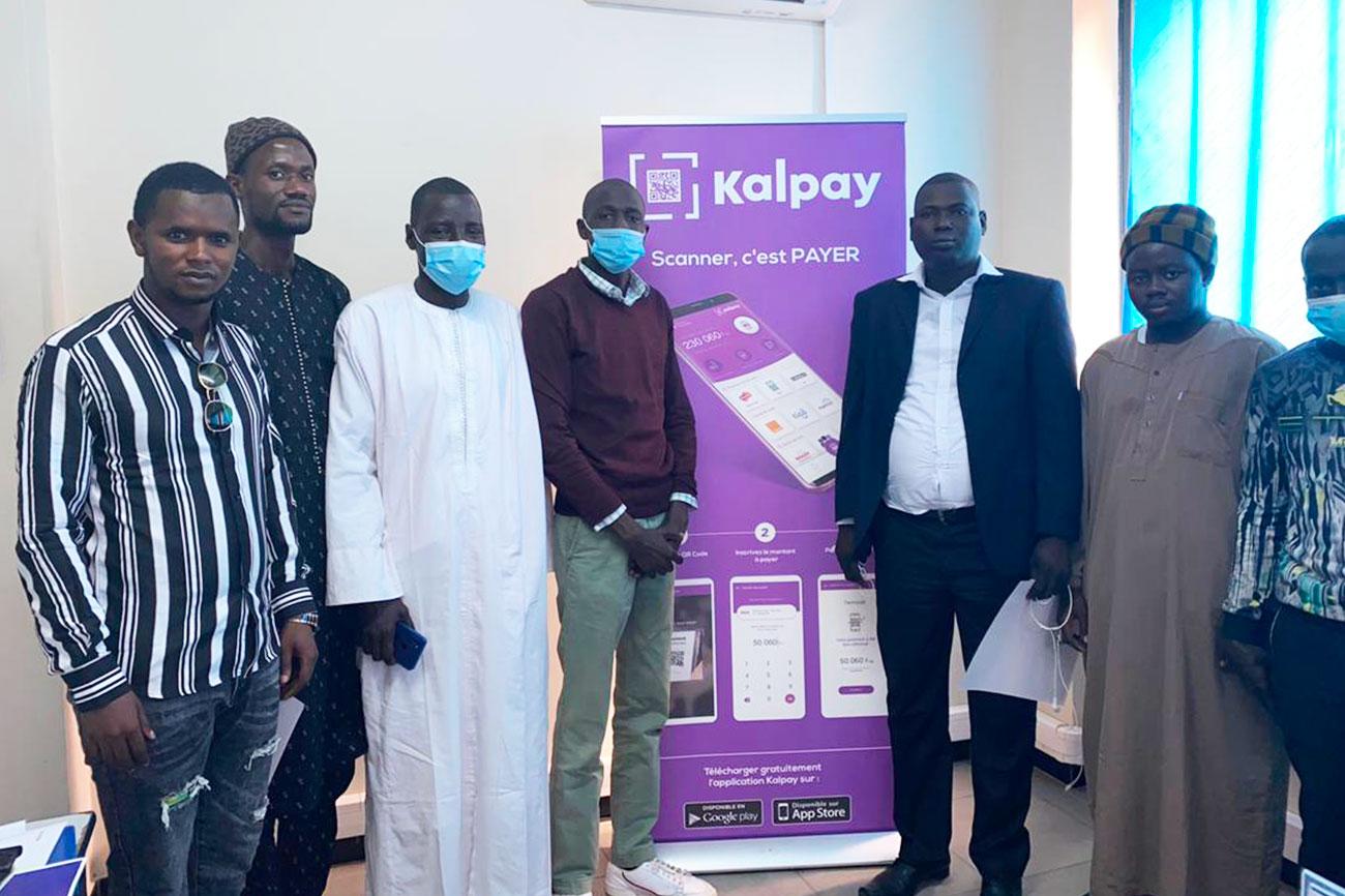 Le CEO de Kalpay a reçu l'Association Sénégalaise des Acteurs du Transfert d'Argent