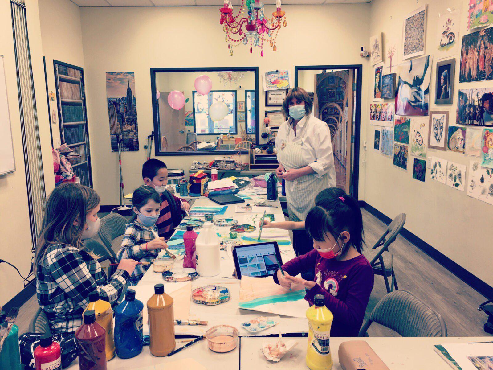 Fine Art Weekend Classes