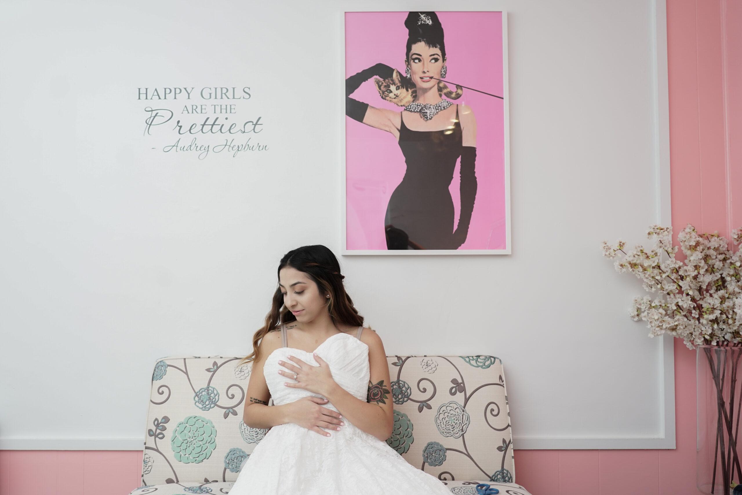 Bridal Suit Happy Girls