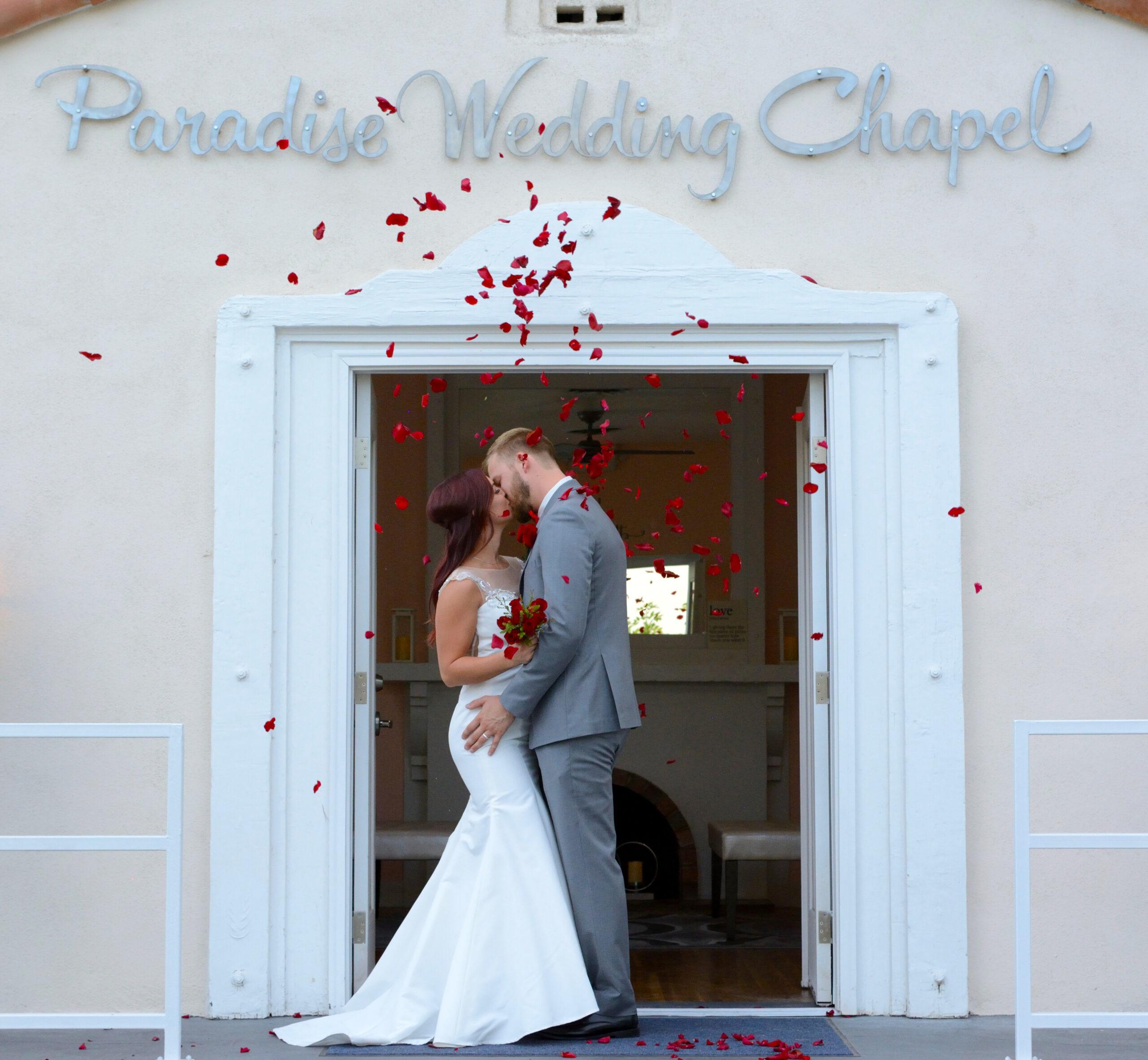 Las Vegas Paradise Wedding Chapel