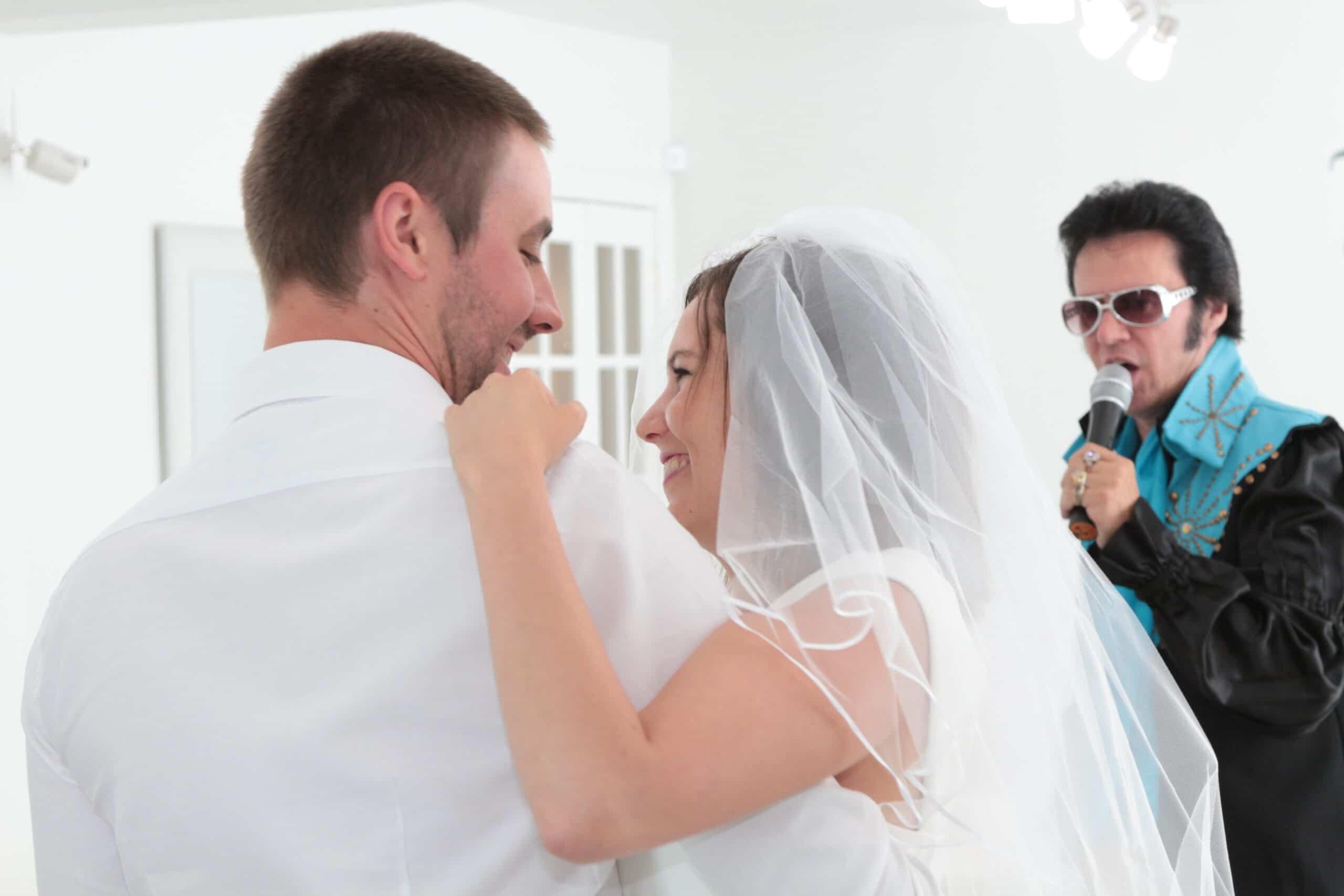 LAS VEGAS WEDDING ELVIS