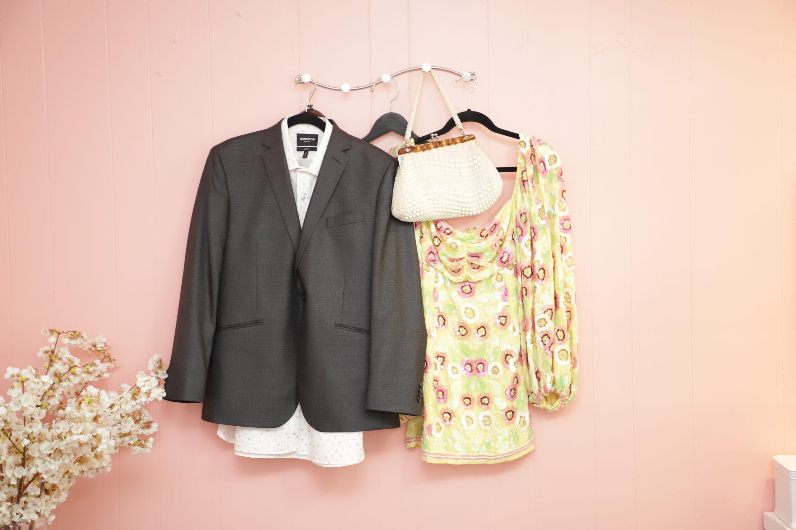 Bridal Suite Tux and Dress