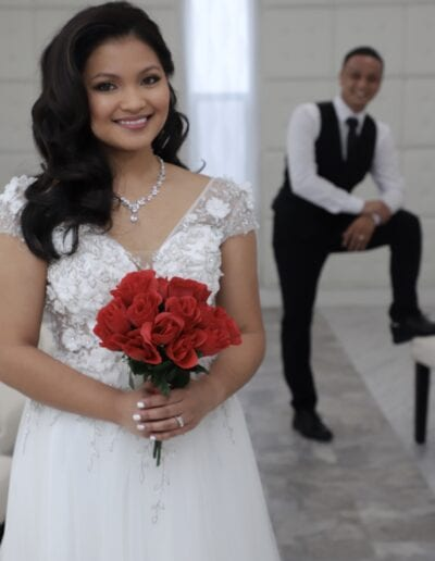 Las Vegas Wedding Chapels Packages Red Rose