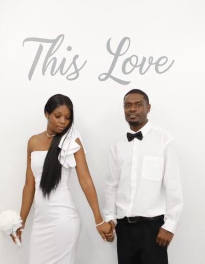 Las Vegas Wedding Chapels White Suit