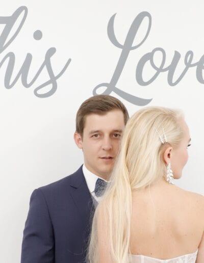 Love at Paradise Wedding Chapel