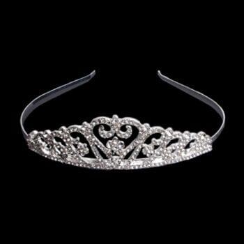 crystal tiara for las vegas wedding chapels