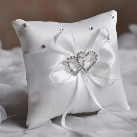 Ring Pillow for Las Vegas Wedding