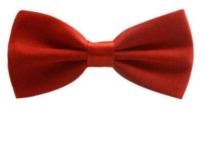 Bow Tie Red