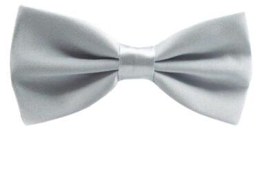 Bow Tie Silver