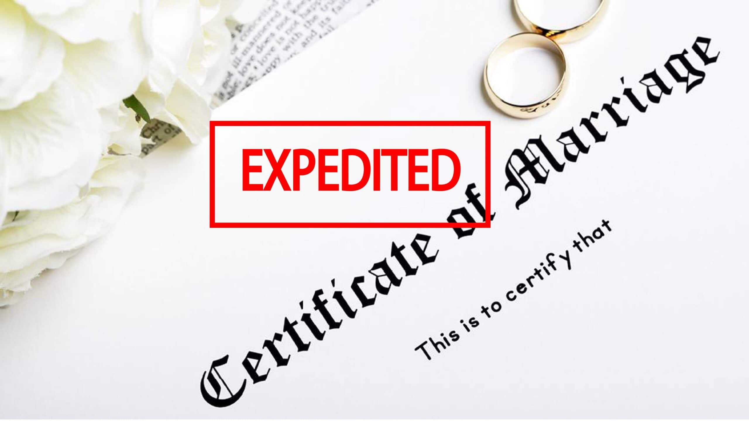 expedited marriage license las vegas