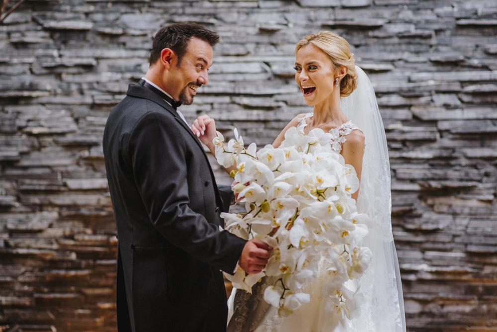 Wedding in Mexico City