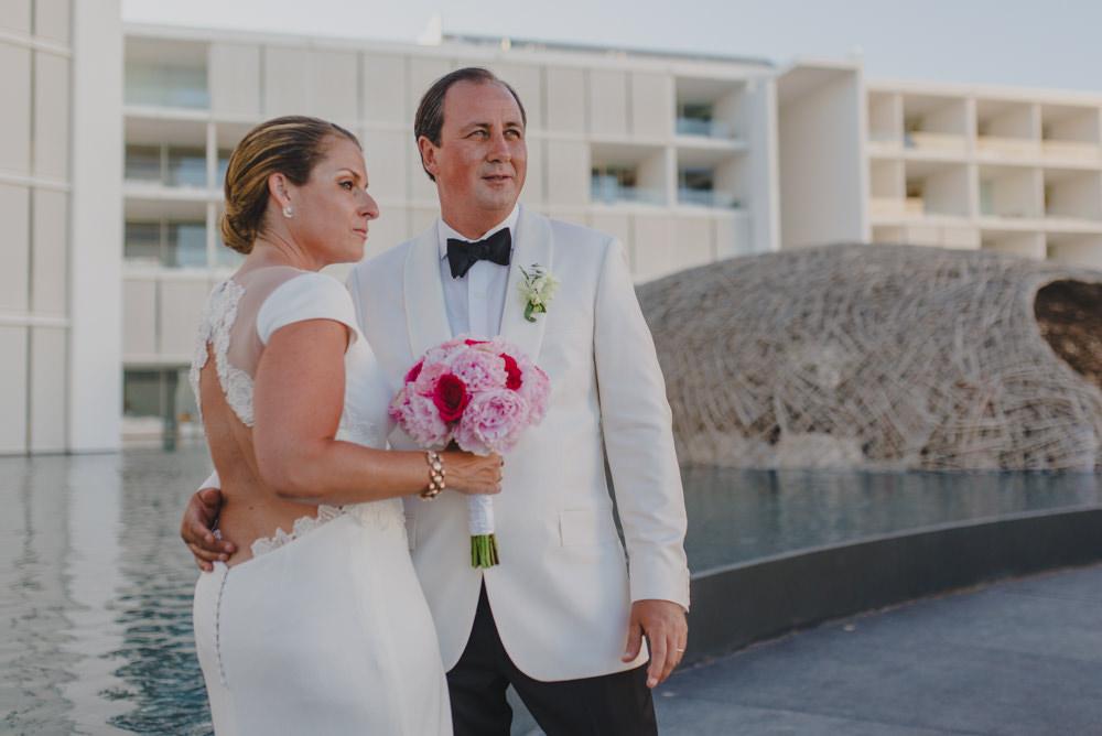 Destination Wedding at Viceroy Los Cabos