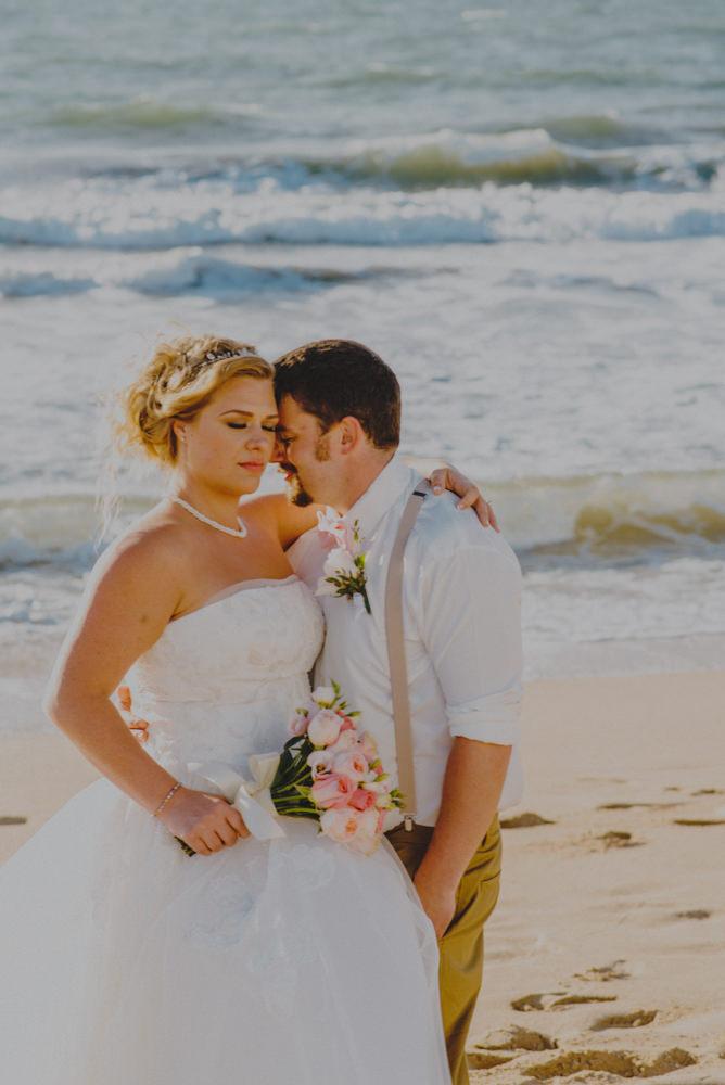 Intimate Mazatlan Wedding