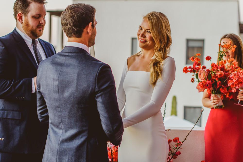 Destination Wedding at Hotel San Cristóbal