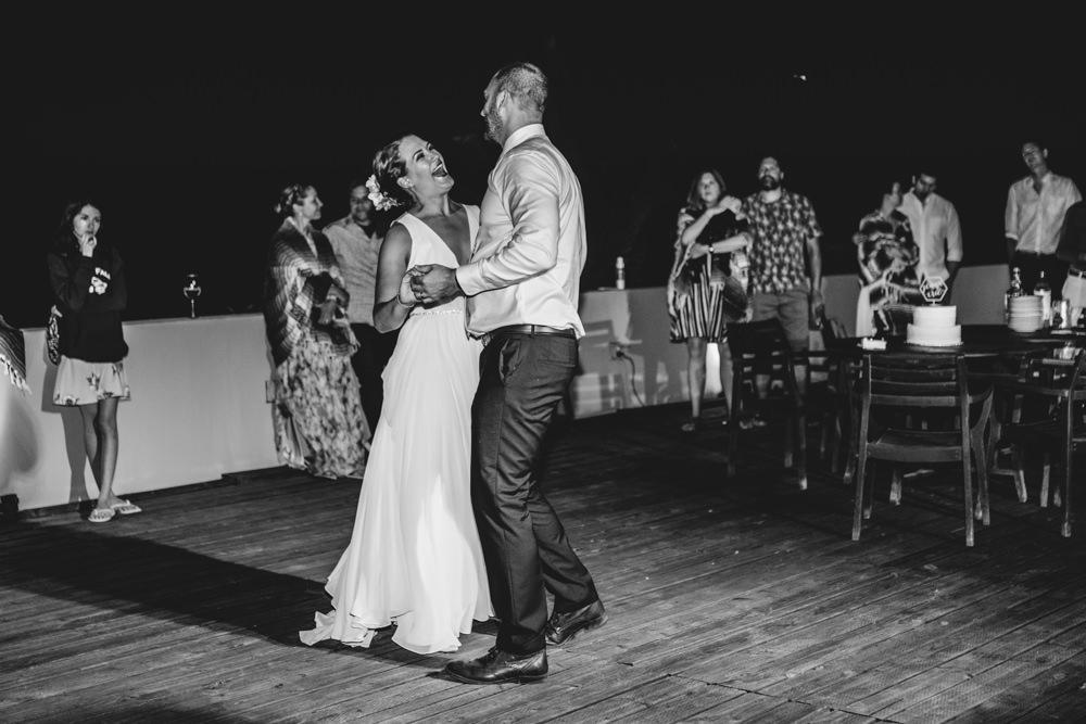 Wedding at Cerritos Beach Inn
