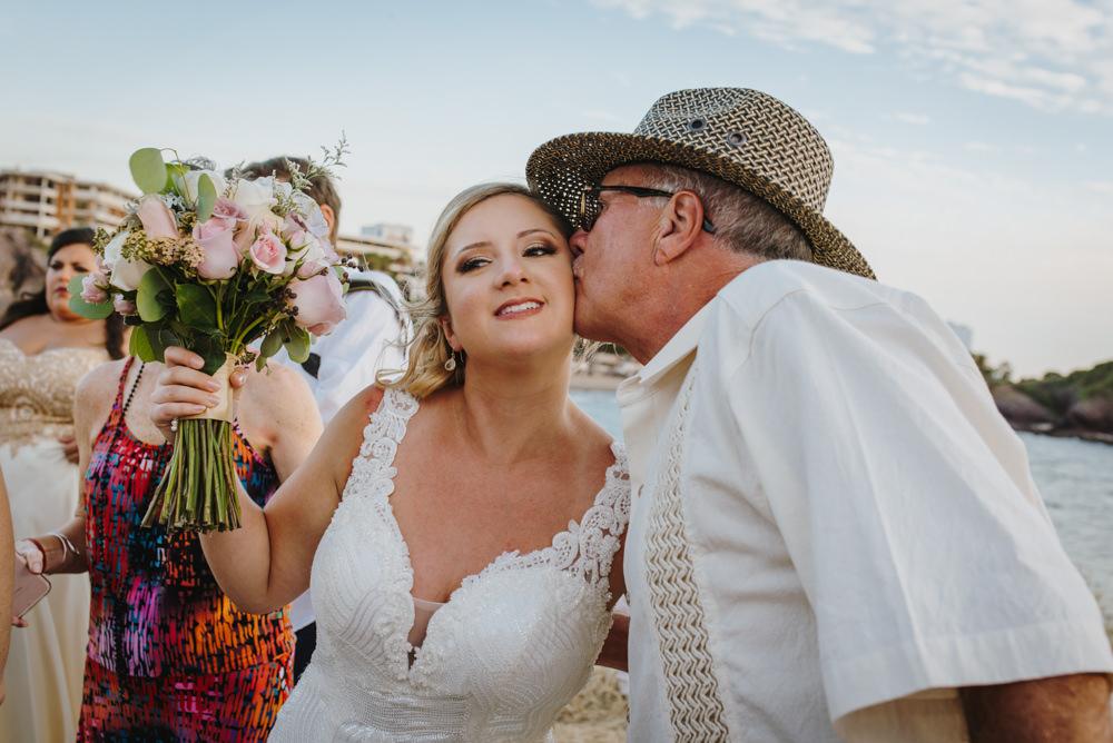 Destination Wedding at El Cid Marina Resort in Mazatlán