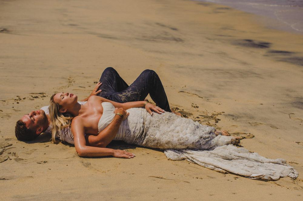 Cerritos Beach Club Trash The Dress Photography Session