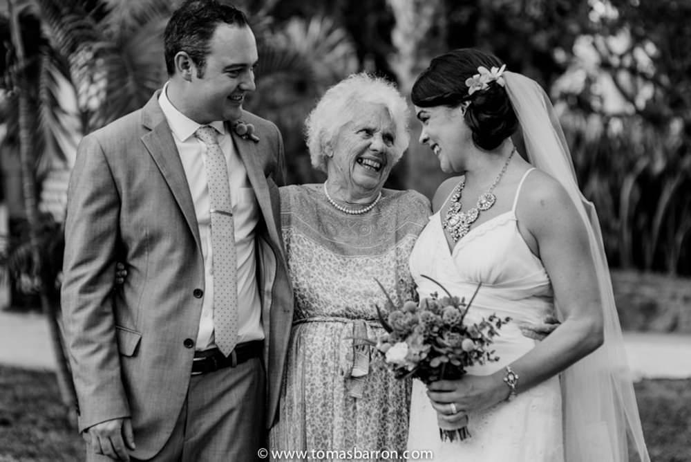 Cabo Surf Wedding Photography