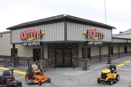 Scotty's store building
