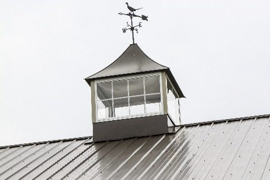 A roof design