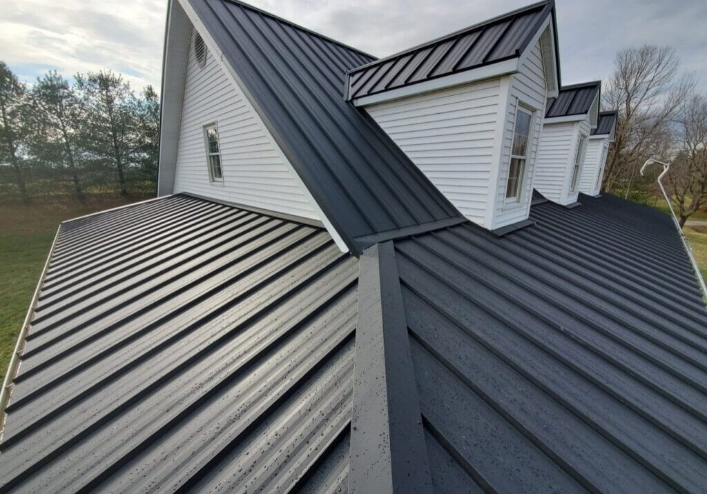 Standing Seam Roof Changes & Pitch
