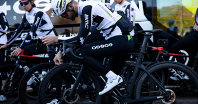 Goodyear bicycle tires chosen by Team Qhubeka ASSOS for World Tour racing