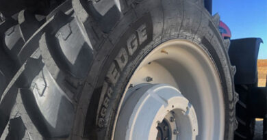 Titan introduces new AgraEDGE tire line