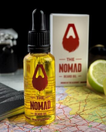 the nomad beard oil
