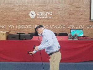 SALA: el simulador de realidad virtual en neurocirugía