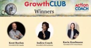 GrowthCLUB 2020 Award