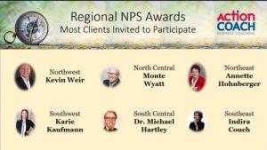 Regional NPS Award 2020
