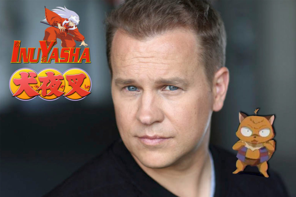 Michael Coleman InuYasha Anime television show