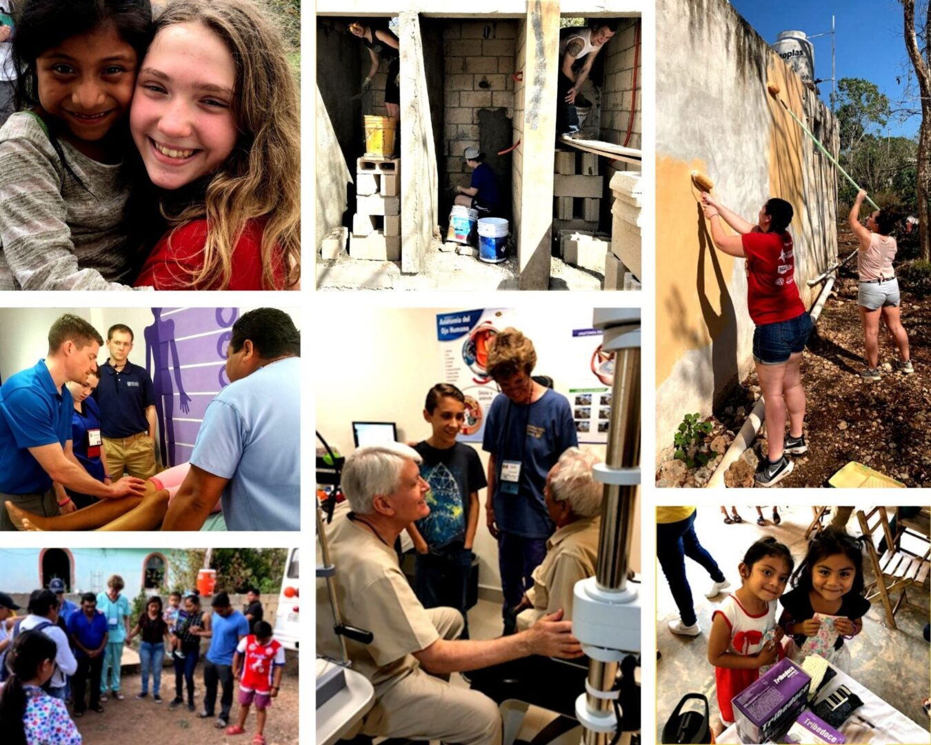 Internation Volunteer Opportunities