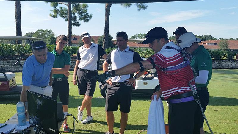 Golf Pros Bring Groups To Bishop Gate