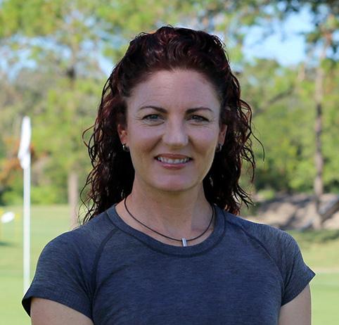Karen Harrison - Co-founder of Golf BioDynamics (Headshot))