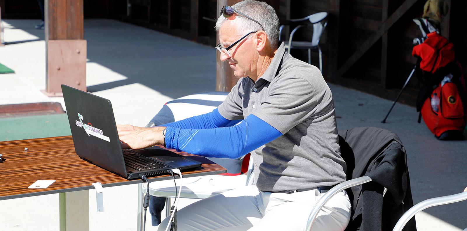 Golf BioDynamics Offers Remote Coaching