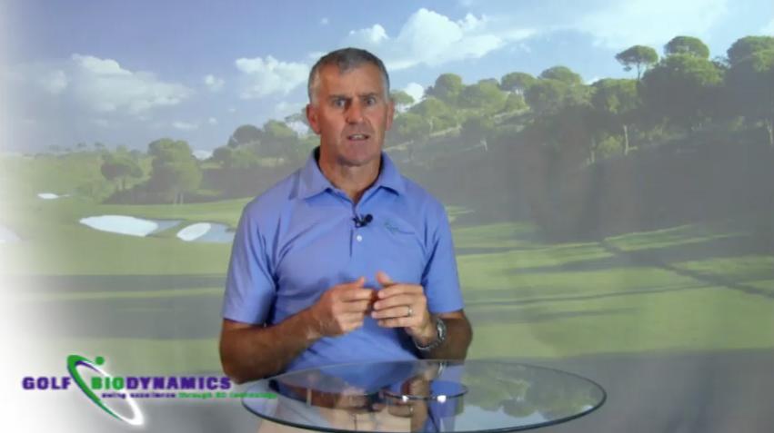 Golf Biodynamics Video Thumbnail