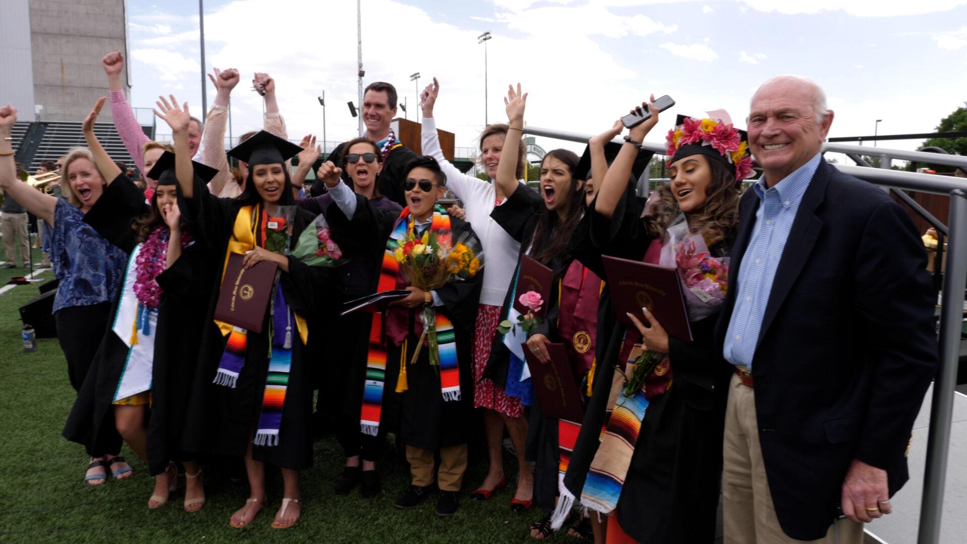 CMU graduates