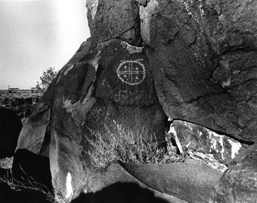 Petroglyphs, 1975-003