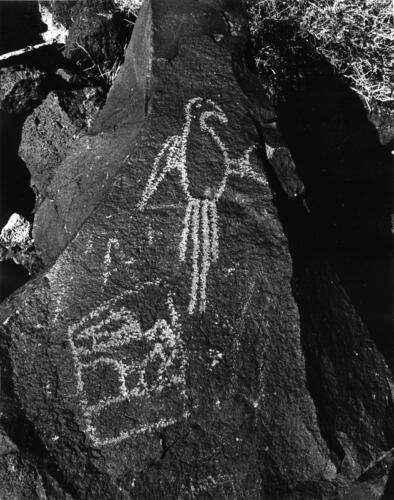 Petroglyphs, 1980s-007