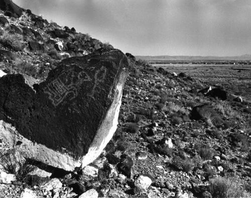 Petroglyphs, 1980s-005