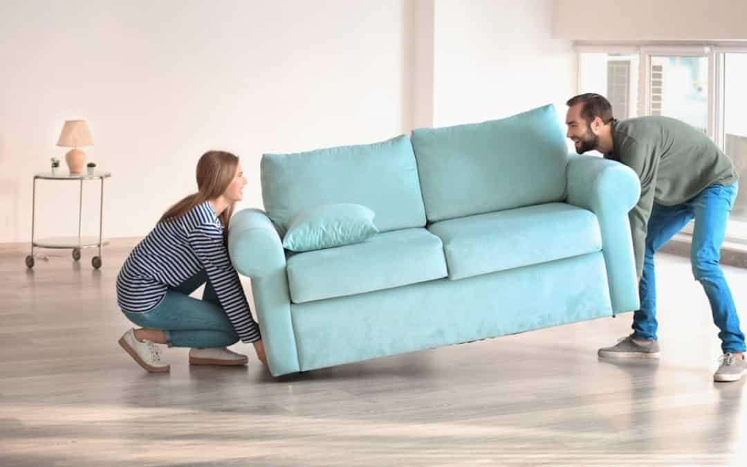 protección de muebles en trasteos nacionales