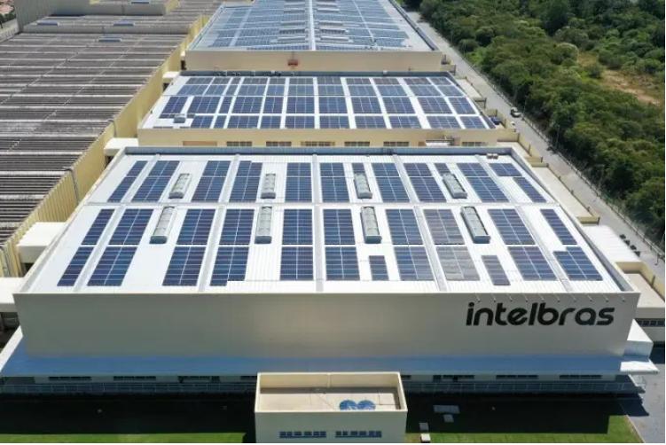 Intelbras: empresa captou captou 1,3 bilhão de reais com sua oferta pública inicial (IPO) (Intelbras/Divulgação)