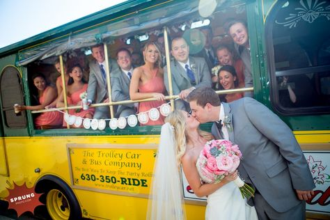 Wedding Transportation Chicago