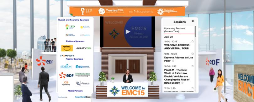 EMC15 Virtual April 20-23, 2021