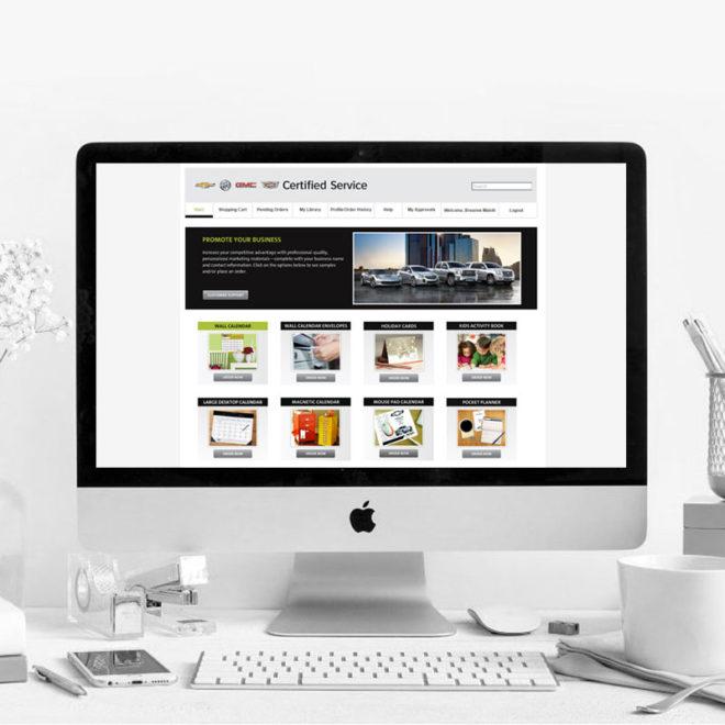 GM Website
