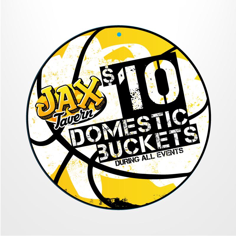 Jax Basketball Signage
