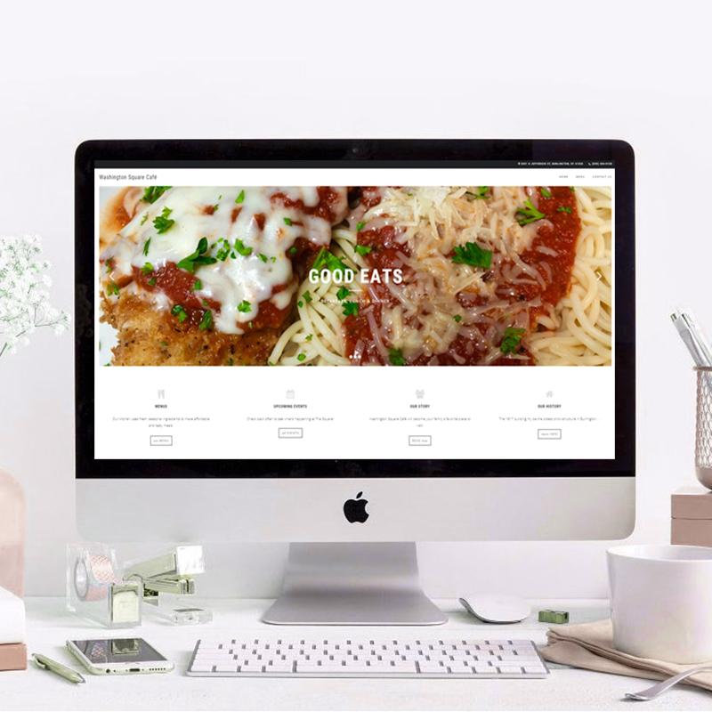 Washington Square Website