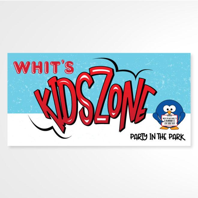 Whit's KidZone Banner