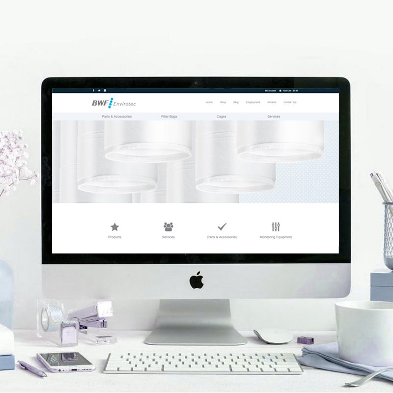 eStore Website